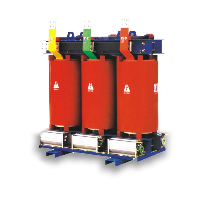 干式电力变压器的性能优越,其性能指标达到国际先进水平。安全,阻燃防火,可直接安装在负荷中心。免维护、安装简便,综合运行成本低。防潮性能好,可在100%湿度下正常运行,停产后不经预干燥即可投入运行。损耗低、局部放电量低、噪声小、散热能力强。机械性能好,抗短路能力强,高压绕组用高强度玻璃丝包线绕制,低压绕组选用进口优质铜箔绕制,并在真空状态下浇注而成。并配备由完善的温度保护控制系统,为变压器安全运行提供可靠保障。根据用户要求可配制外壳,安全美观。